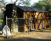 Mark Twain Cabin Calaveras photo