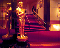 Oscar® Statue at Motion Picture Academy Samuel Goldwyn Thetare photo
