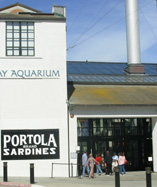 Monterey Bay Aquarium cannery row photo