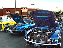 Mustang Engines at Bonanzo Casino photo