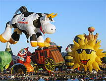 Albuquerque Balloon Festival   photo