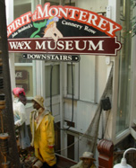 Cannery Row Monterey Steinbeck Wax Museum photo