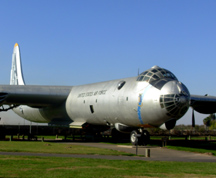 boeing b36 castle air museum  cold war bomber photo