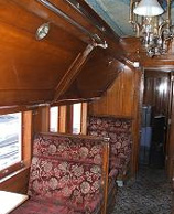Coach Car Steam Train Photo