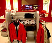 Girls clothing stores Ferrari clothing store usa