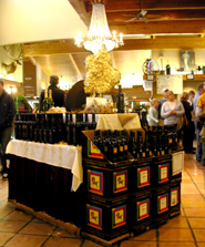 wine tasting and tour at Ironstone vinyards bargain discounts on wines photo