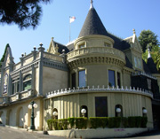 Magic Castle Dinner and Show hollywood photo