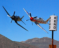 Around the Pylon at Reno Air Race photo