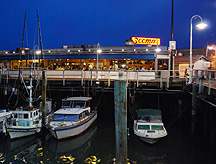 Scoma 39 s seafood restaurant san francisco fisherman 39 s for Wine therapy boat sf